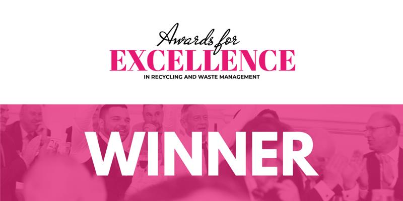 Future Industrial Services wins Awards for Excellence in Recycling & Waste Management