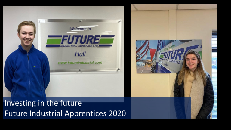 Future Industrial apprentices 2020